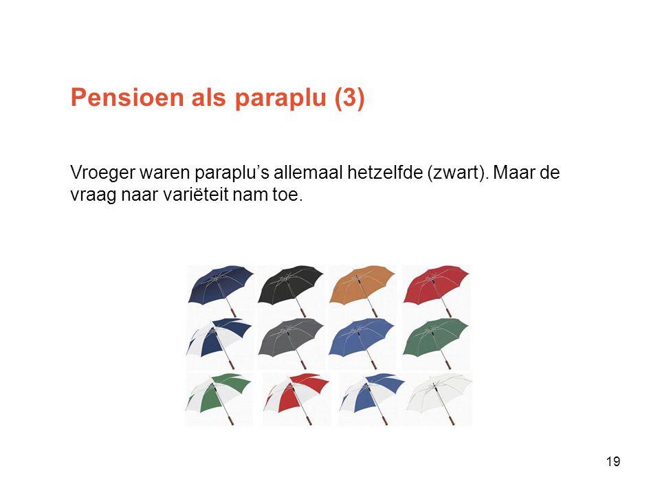 Pensioen als paraplu (3)
