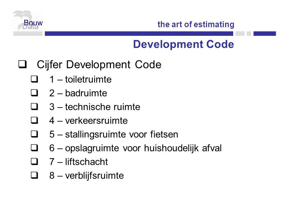 Cijfer Development Code
