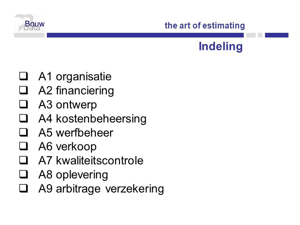 A9 arbitrage verzekering