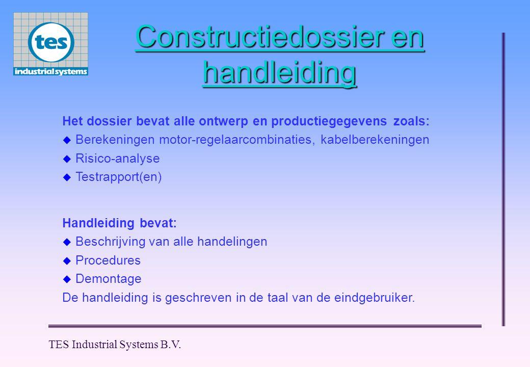 Constructiedossier en handleiding