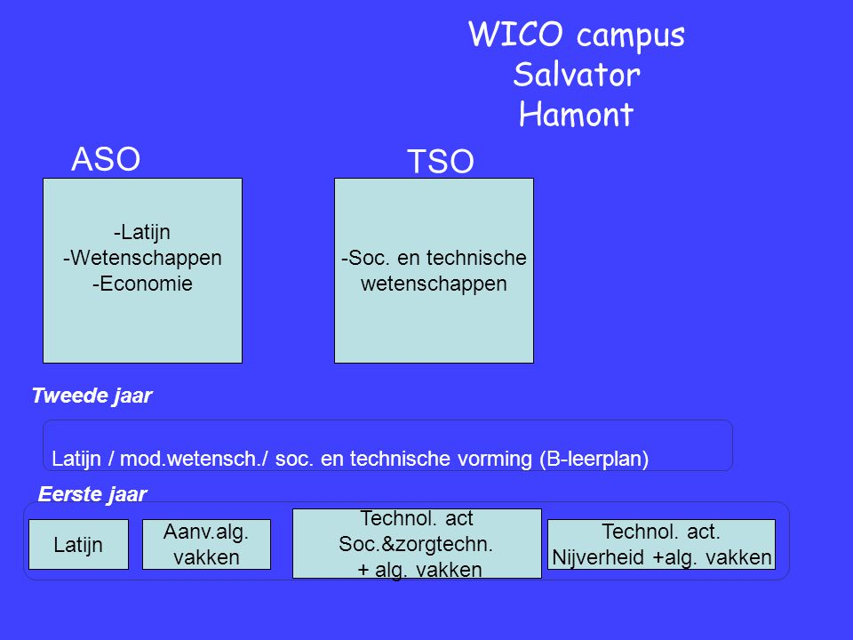 WICO campus Salvator Hamont