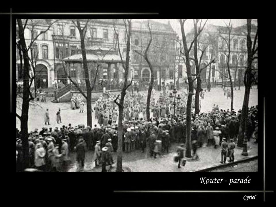 Kouter - parade Cyriel