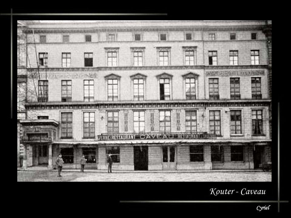 Kouter - Caveau Cyriel