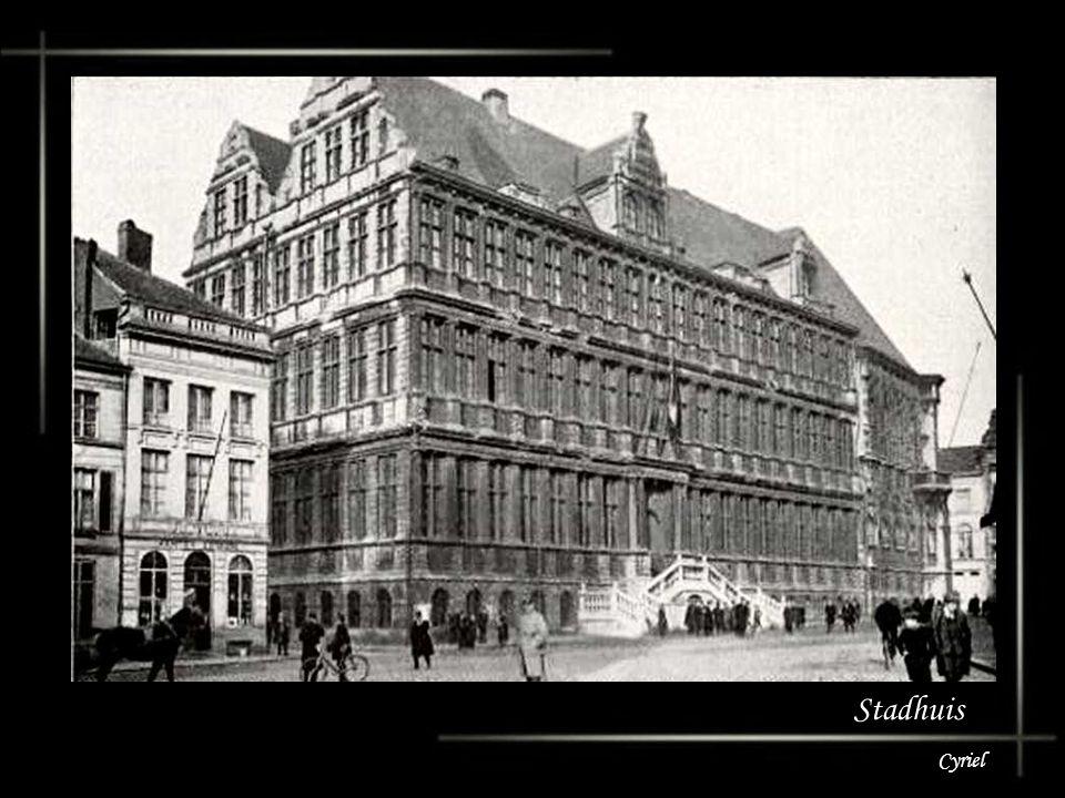 Stadhuis Cyriel