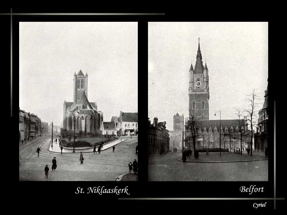 St. Niklaaskerk Belfort Cyriel