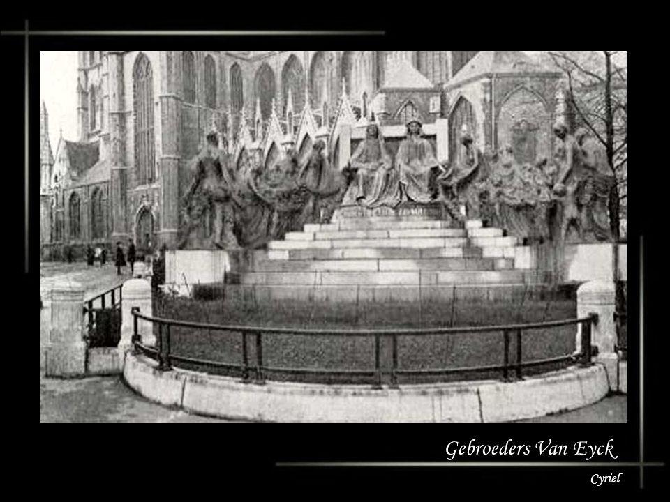 Gebroeders Van Eyck Cyriel