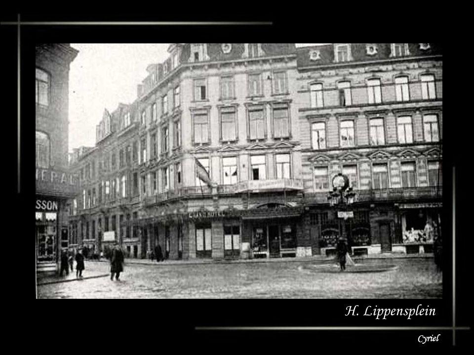 H. Lippensplein Cyriel