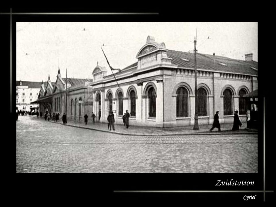 Zuidstation Cyriel