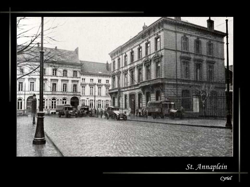St. Annaplein Cyriel