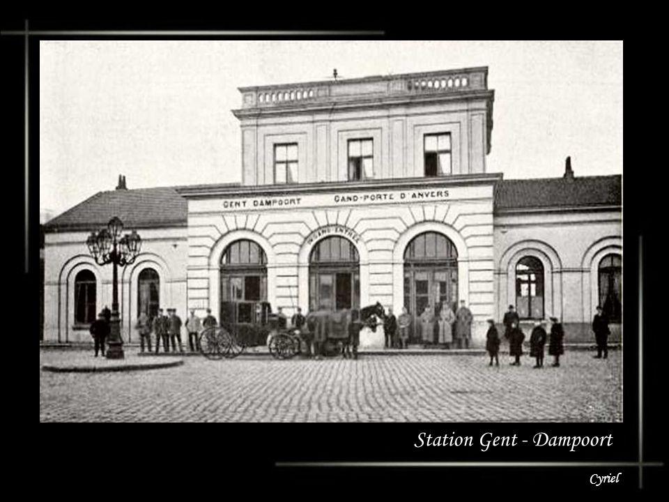 Station Gent - Dampoort
