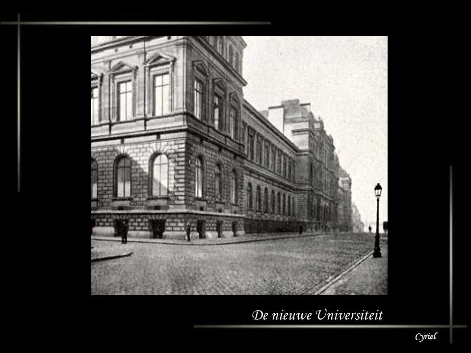 De nieuwe Universiteit