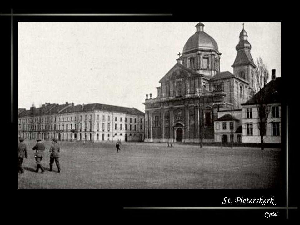 St. Pieterskerk Cyriel