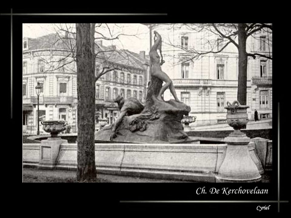 Ch. De Kerchovelaan Cyriel