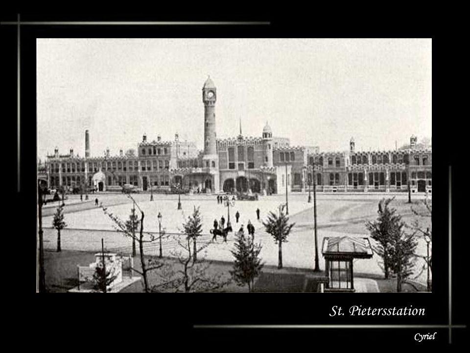 St. Pietersstation Cyriel
