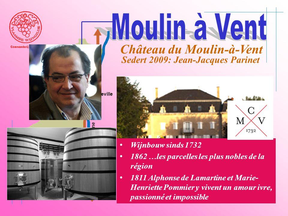Château du Moulin-à-Vent Sedert 2009: Jean-Jacques Parinet