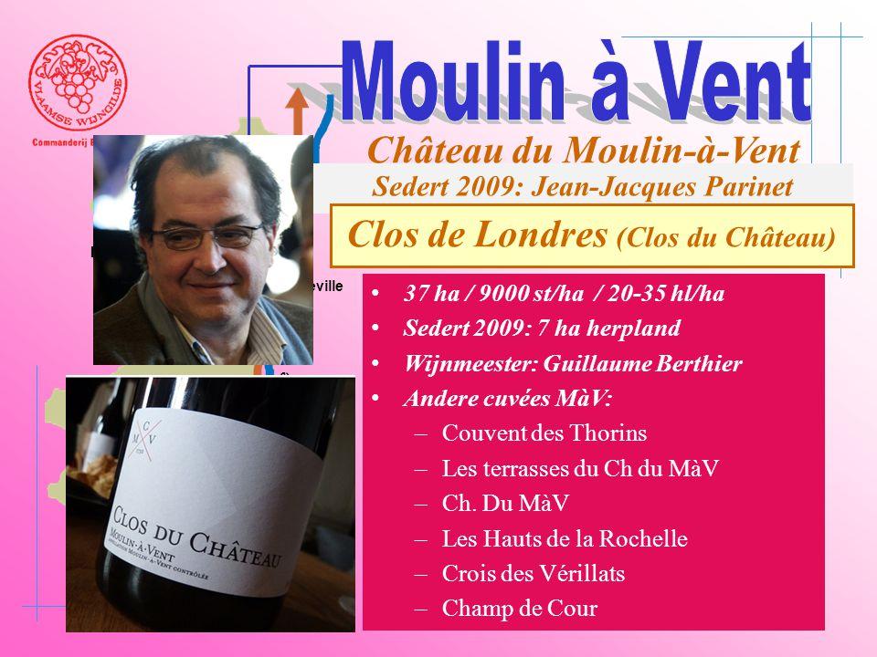 Moulin à Vent Château du Moulin-à-Vent