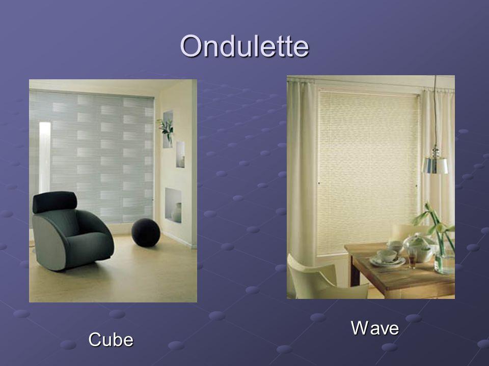 Ondulette Wave Cube
