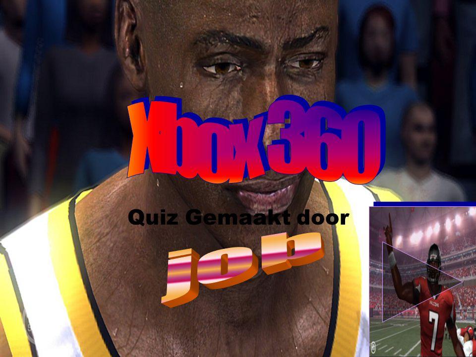 Xbox 360 Quiz Gemaakt door job