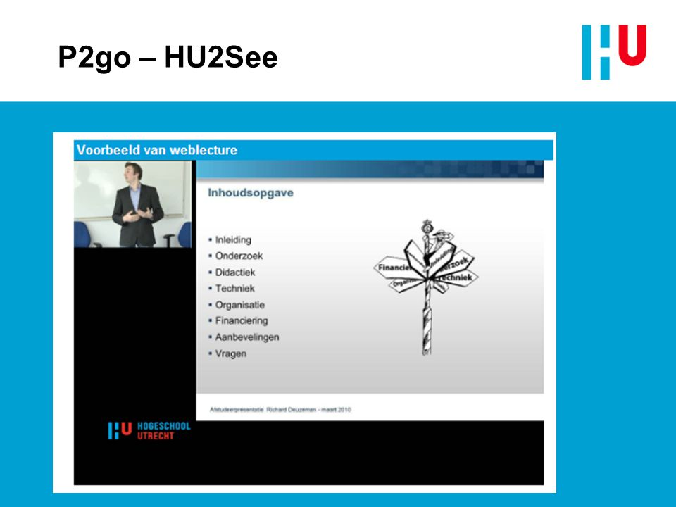 P2go – HU2See