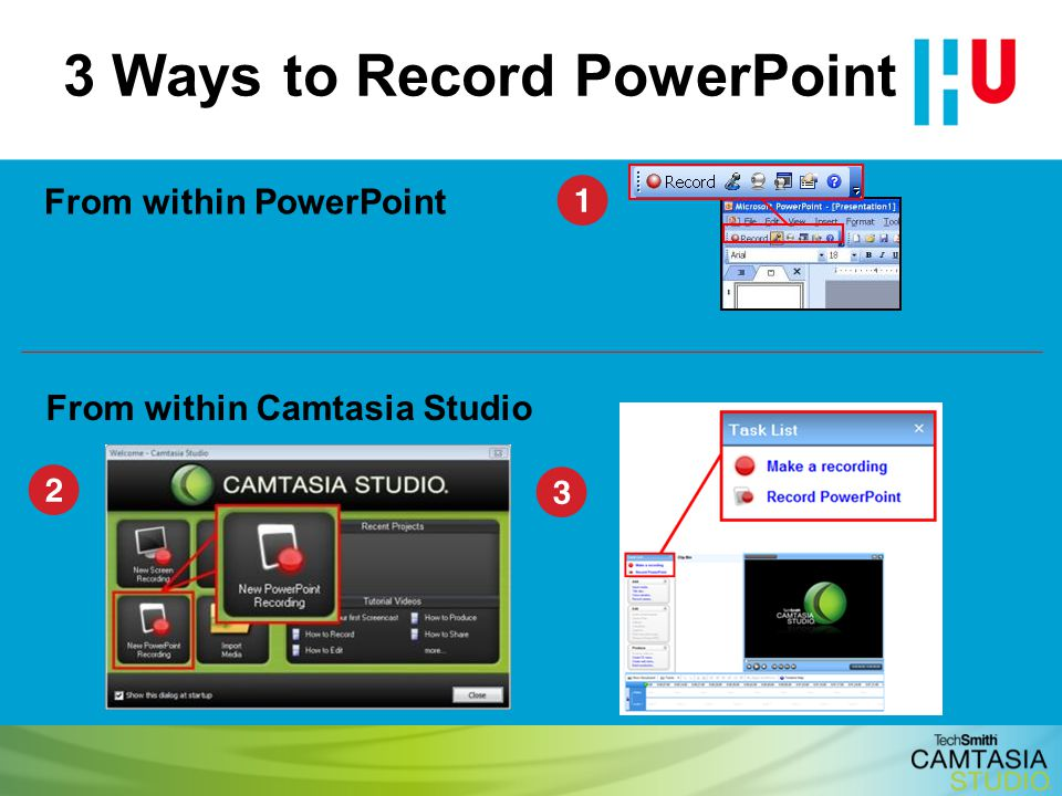 3 Ways to Record PowerPoint