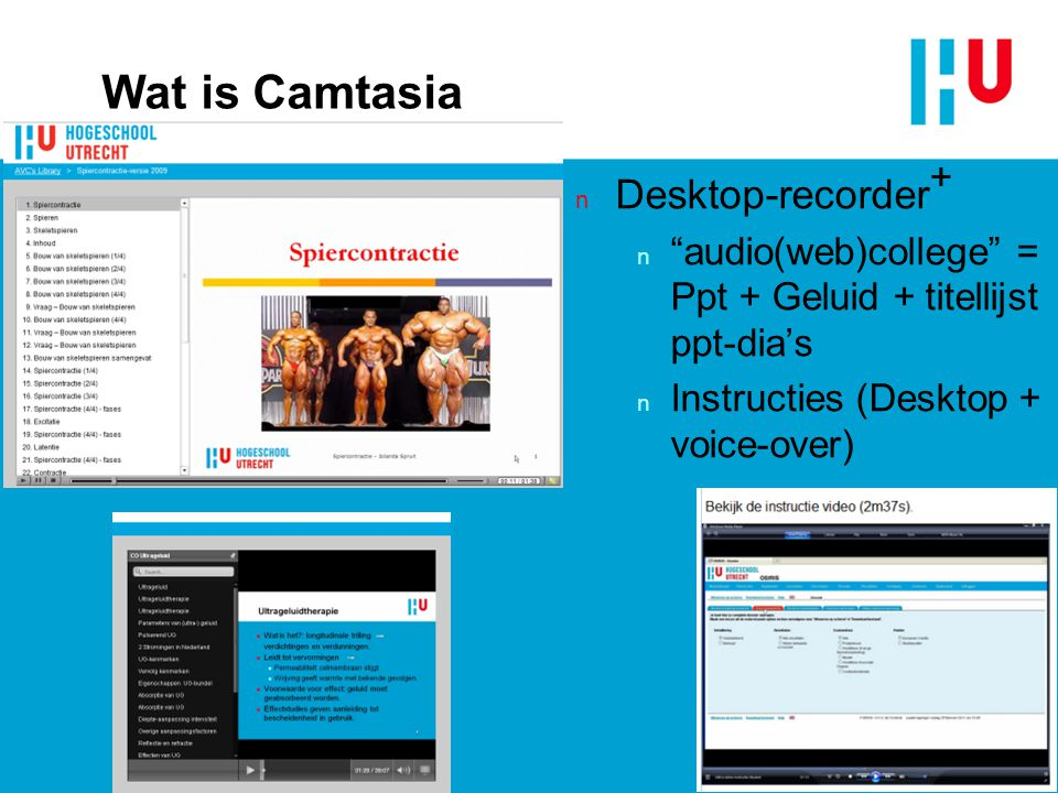 Wat is Camtasia Desktop-recorder+