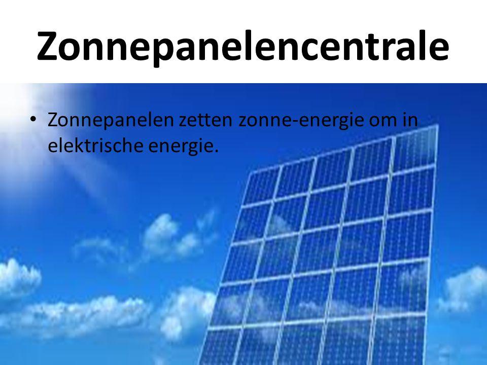 Zonnepanelencentrale