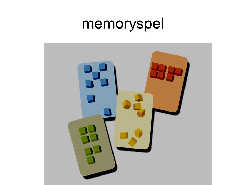 memoryspel