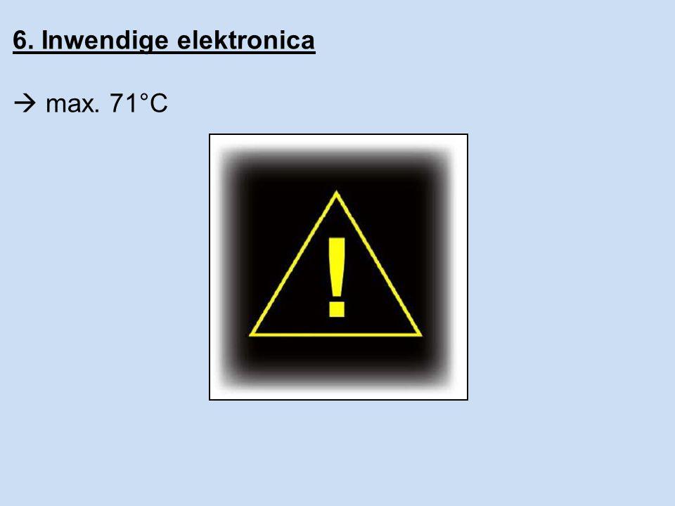 6. Inwendige elektronica