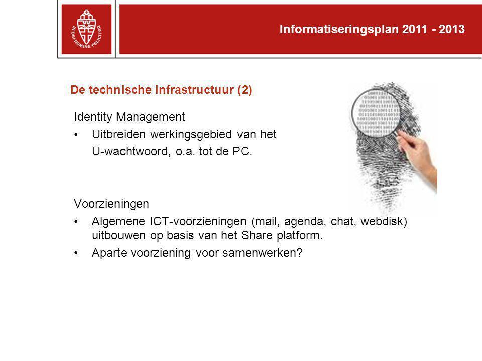 De technische infrastructuur (2)