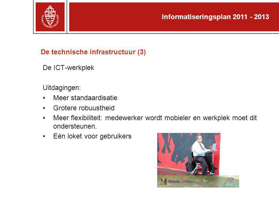 De technische infrastructuur (3)