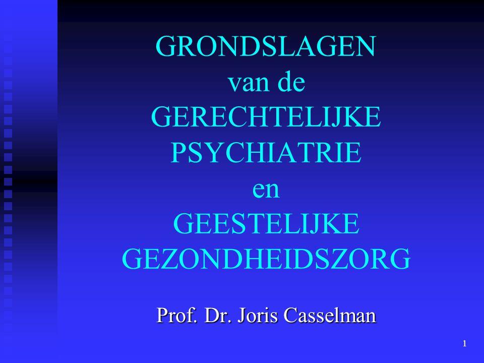 Prof. Dr. Joris Casselman
