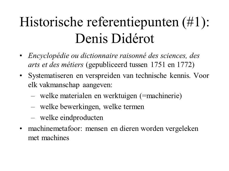Historische referentiepunten (#1): Denis Didérot