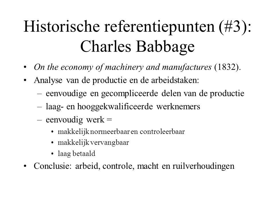 Historische referentiepunten (#3): Charles Babbage