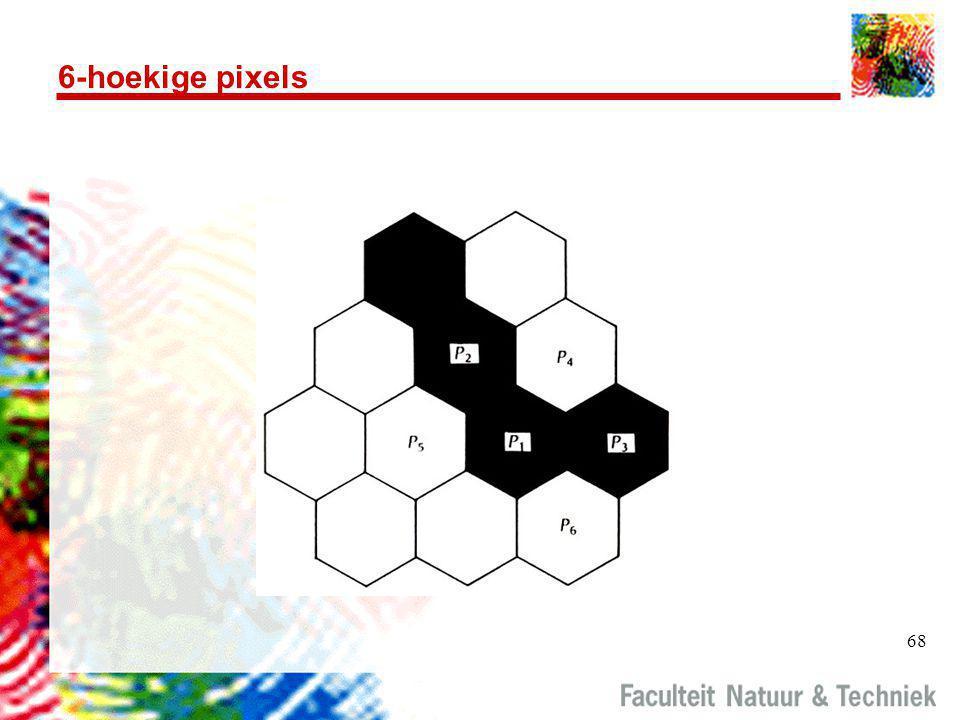 6-hoekige pixels SIEL0405 week 6