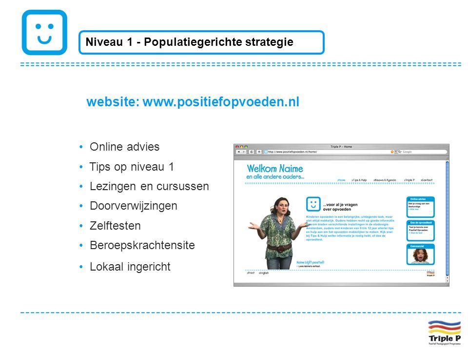 website: www.positiefopvoeden.nl