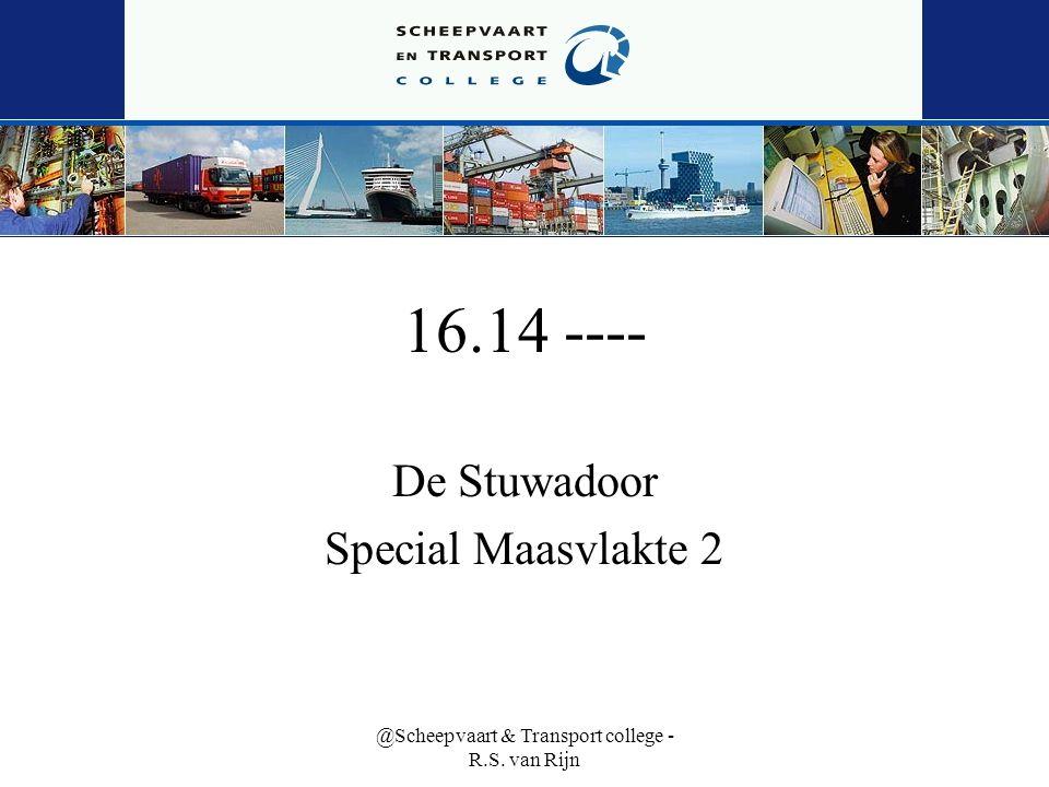 De Stuwadoor Special Maasvlakte 2