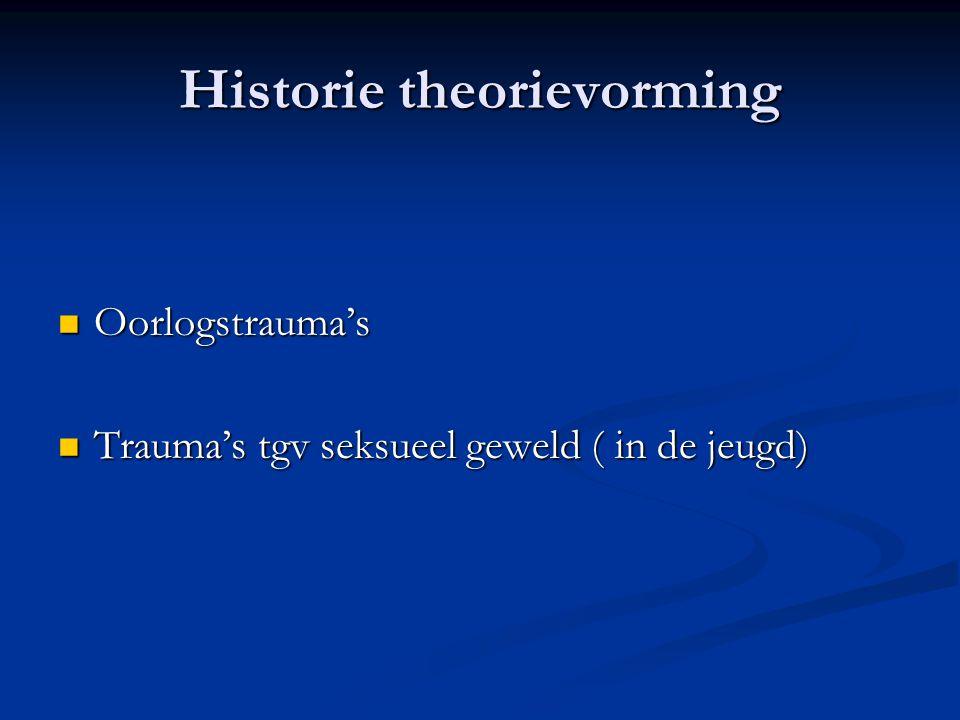 Historie theorievorming