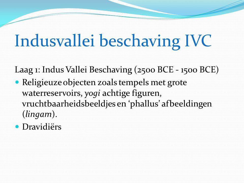 Indusvallei beschaving IVC