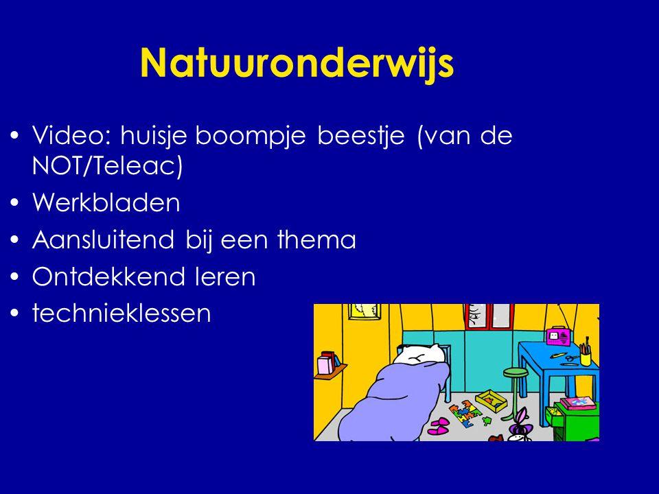 Natuuronderwijs Video: huisje boompje beestje (van de NOT/Teleac)