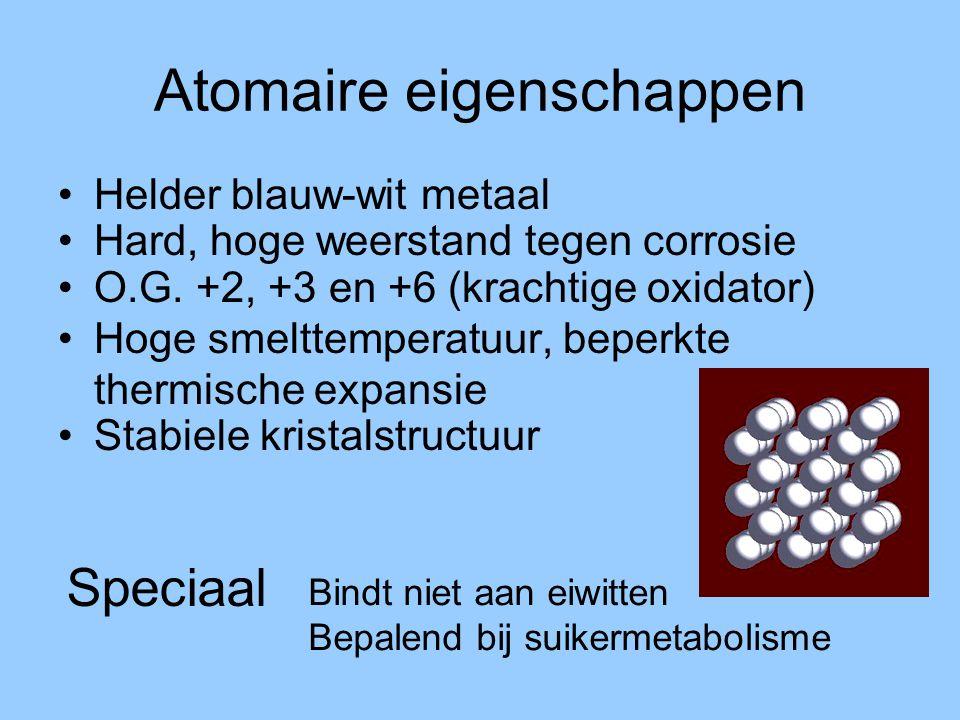 Atomaire eigenschappen
