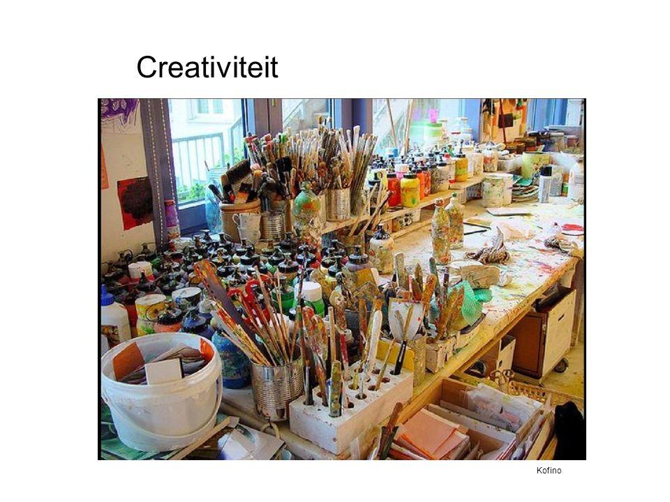 Creativiteit Kofino