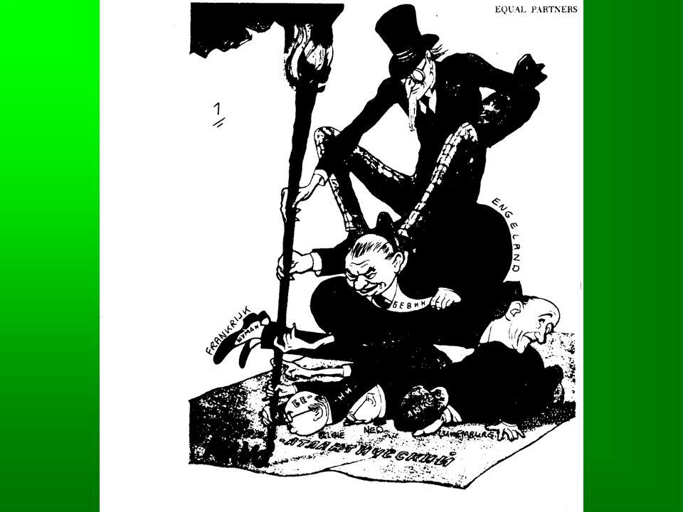 Propaganda: 1949 Oprichting van de Noord Atlantische Verdrags Organisatie, de NAVO (VIDEO)