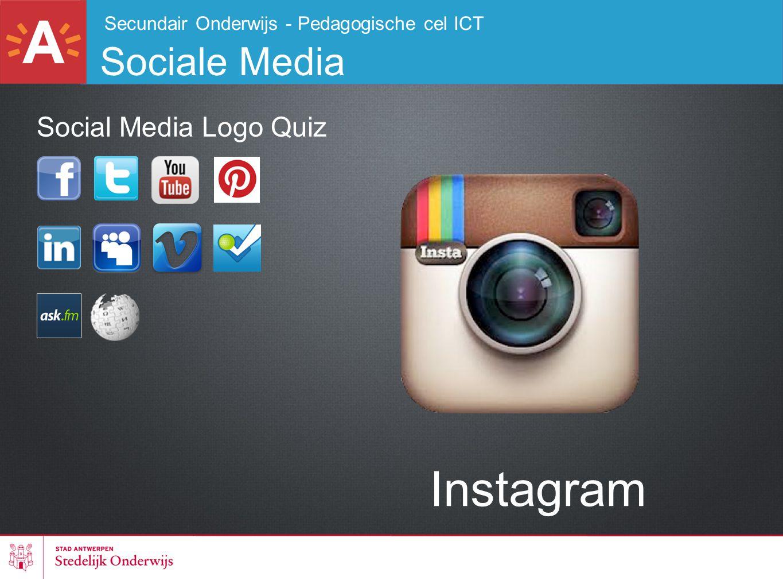 Instagram Sociale Media Social Media Logo Quiz