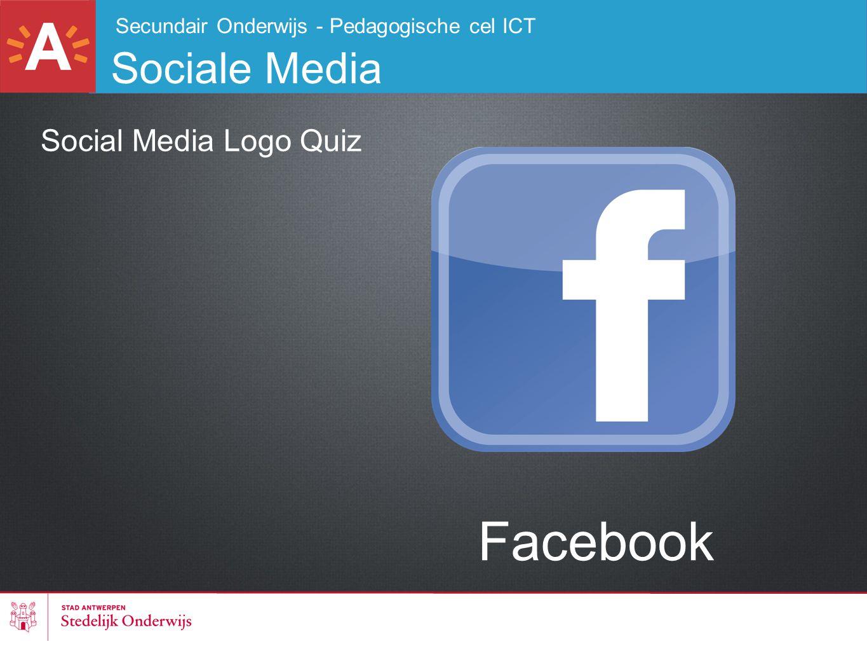 Facebook Sociale Media Social Media Logo Quiz
