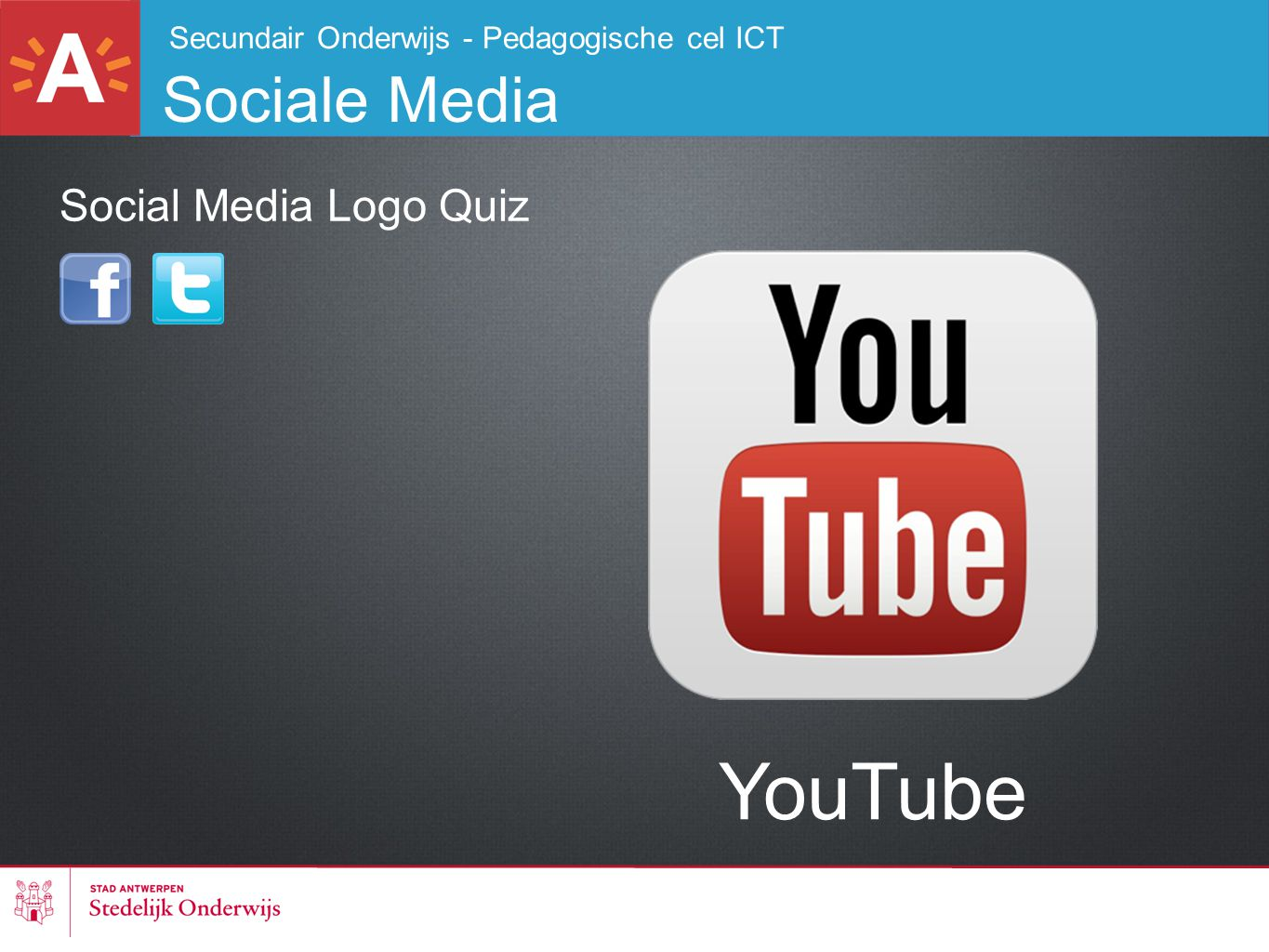 YouTube Sociale Media Social Media Logo Quiz