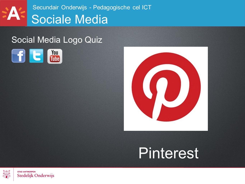Pinterest Sociale Media Social Media Logo Quiz