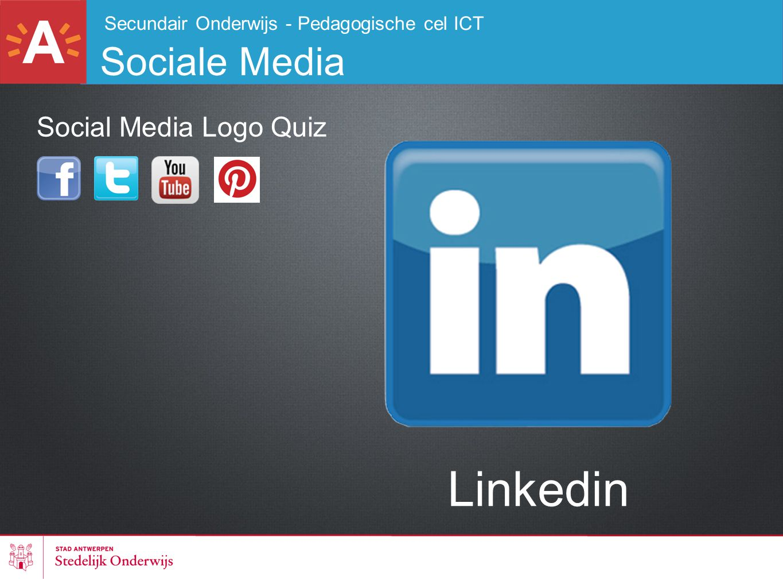 Linkedin Sociale Media Social Media Logo Quiz
