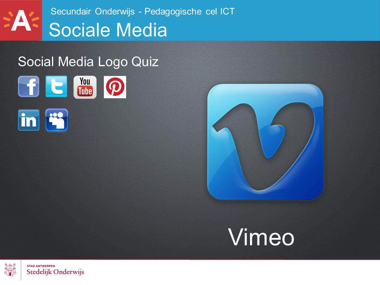 Vimeo Sociale Media Social Media Logo Quiz