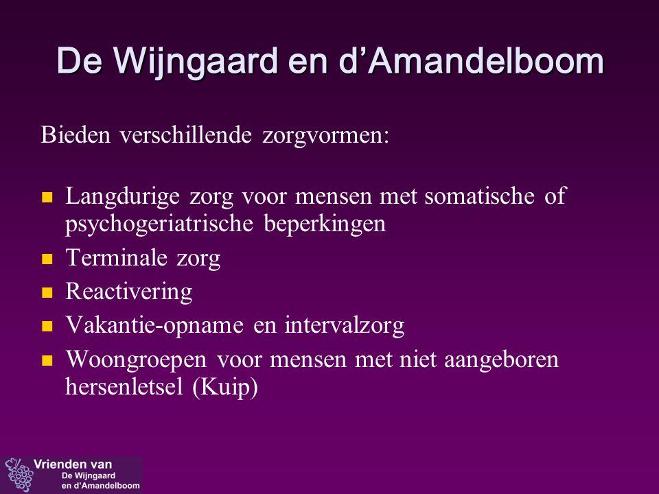De Wijngaard en d'Amandelboom