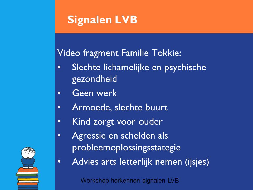 Signalen LVB Video fragment Familie Tokkie: